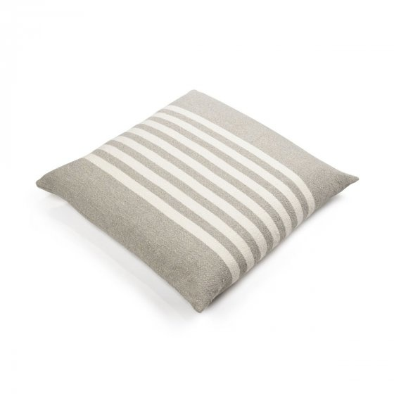Cushion - Camille - Grey/White-1