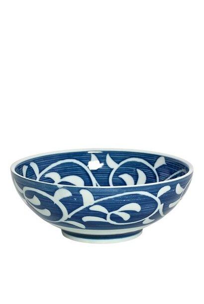 Blue Karakusa - Bowl