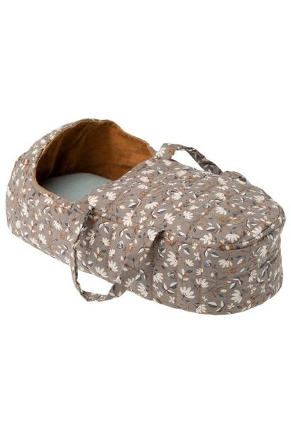 Quilt Carry Cot - Ocher