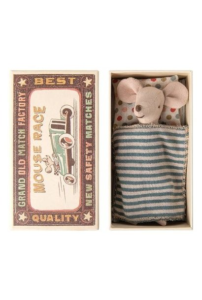 Big Brother Mouse in Box - Stripe