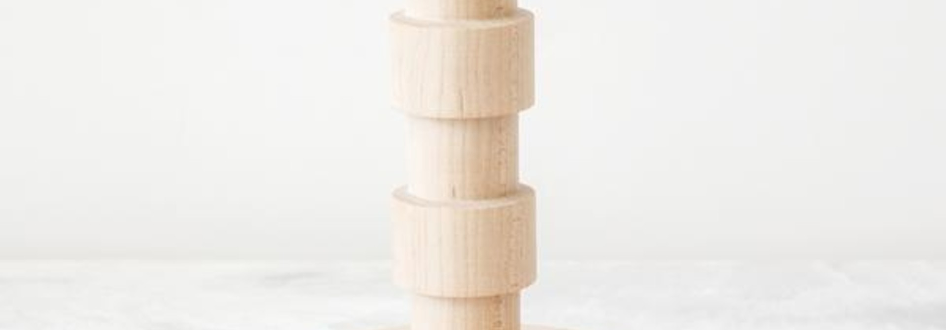 Candleholder - Franc - Maple - S
