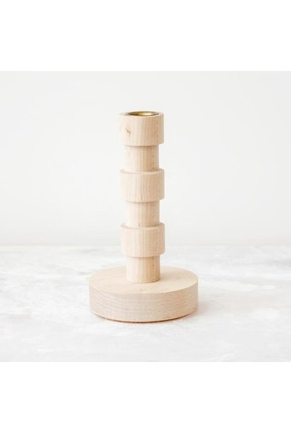 Candleholder - Franc - Maple - S