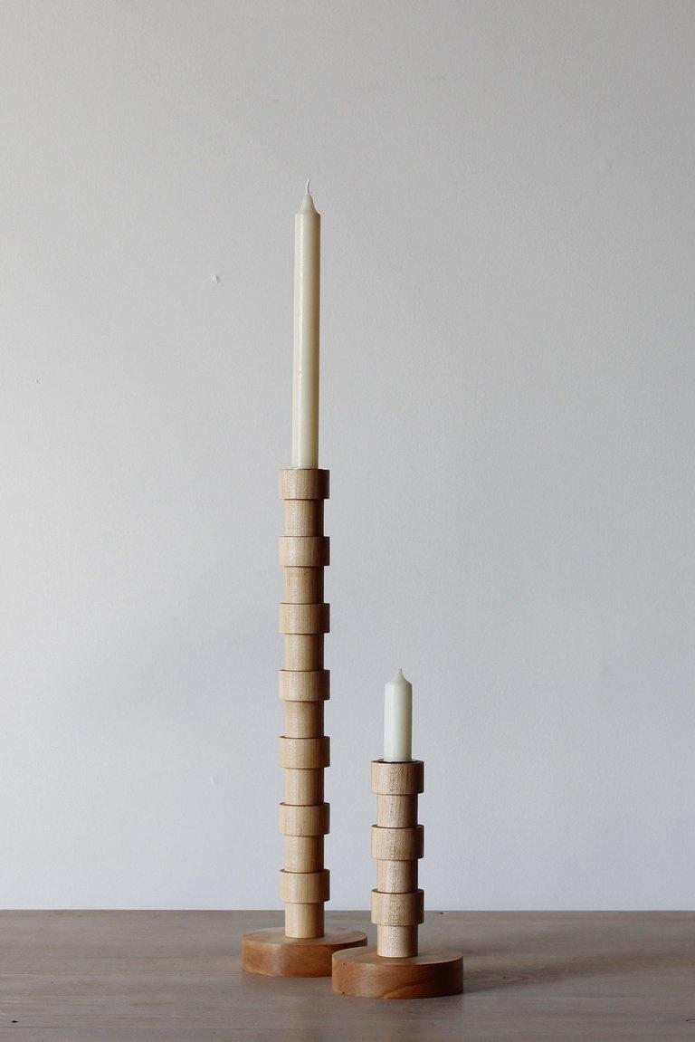 Candleholder - Maple - Franc - L-1