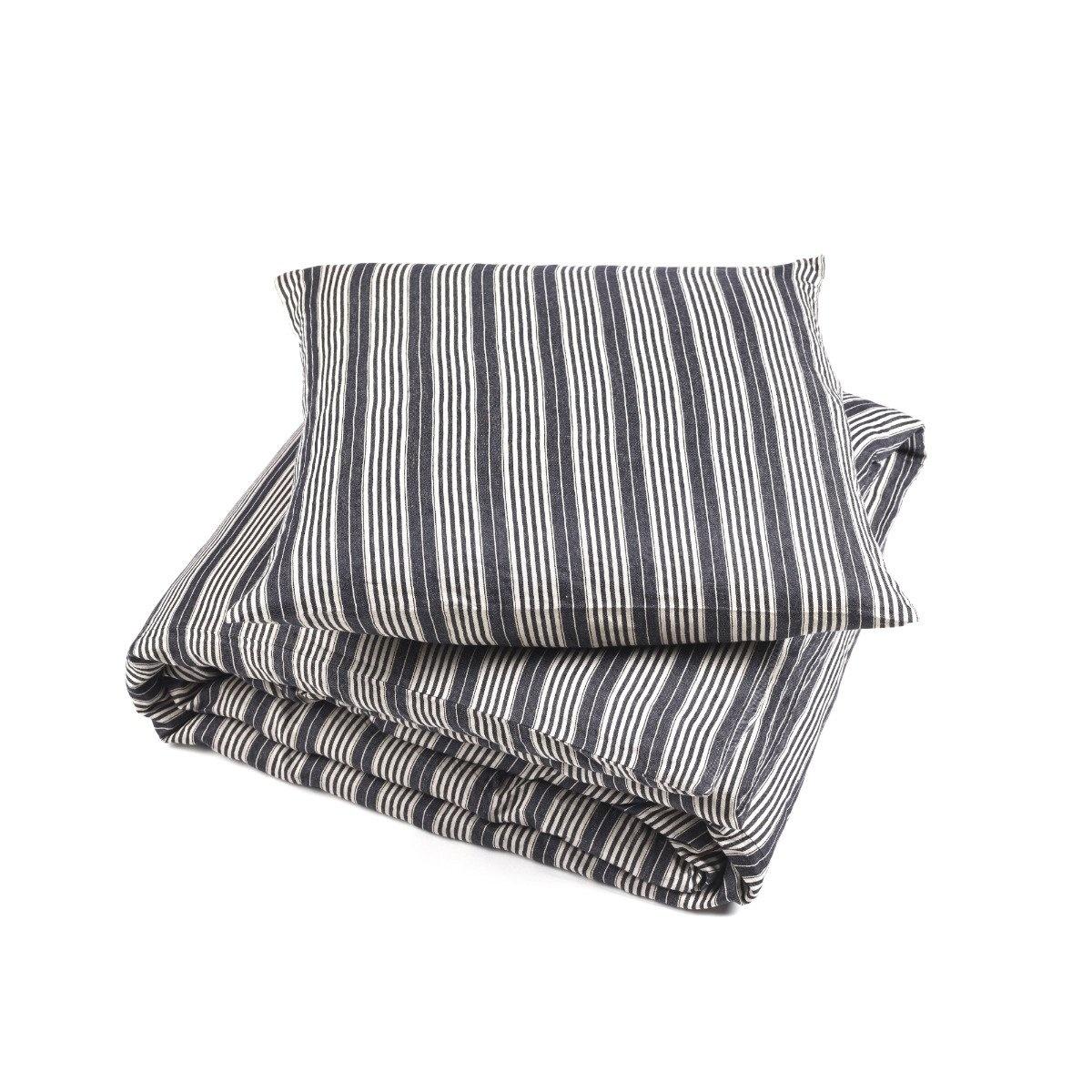 Pillow Sham - Tack Stripe -  Queen-1