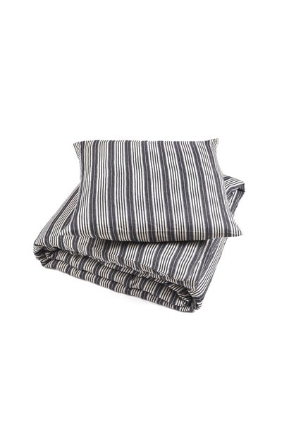 Pillow Sham  - Tack Stripe - King