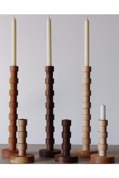 Candleholder - Franc- Cherry - S