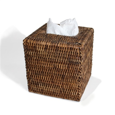 Square Tissue Box-1