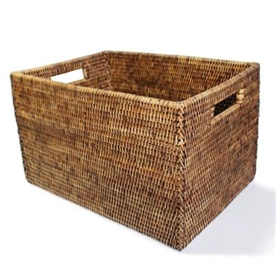 Rectangular Open Storage Basket-1