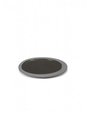 Dessert Plate - M. Baas - Grey-1
