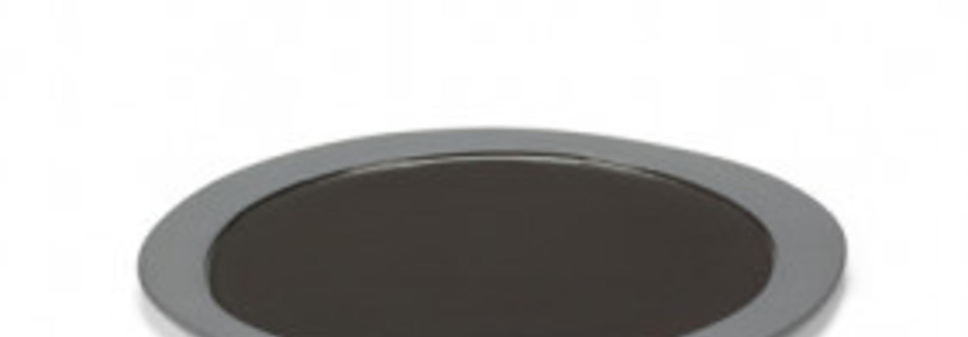 Lunch Plate - M. Baas - Grey