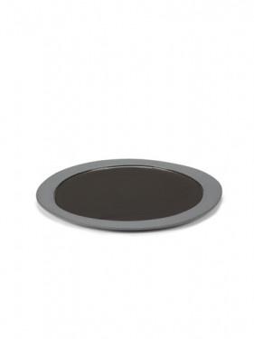 Lunch Plate - M. Baas - Grey-1