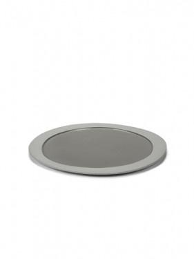 Lunch Plate - M. Baas - Lt. Grey-1
