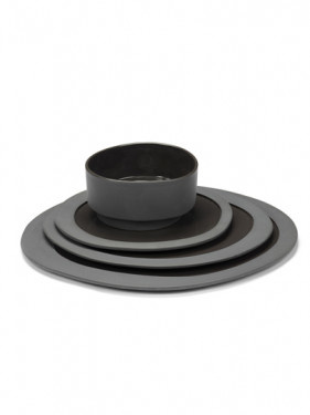Small Bowl - M. Bass - Grey-2