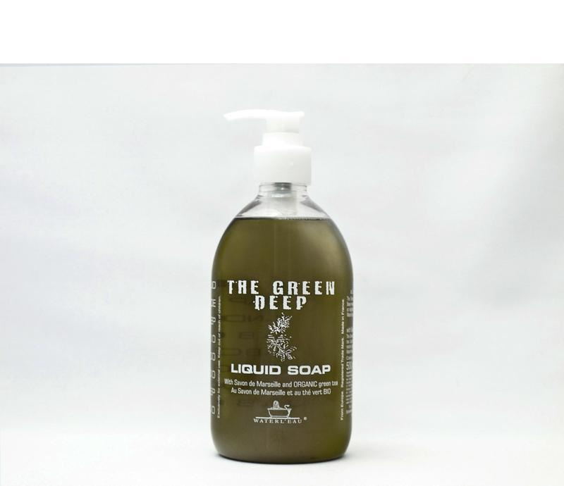 The Green Deep - Liquid Soap-1