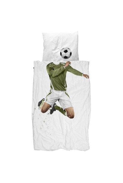 Duvet - Soccer - Twin + 1 P/C