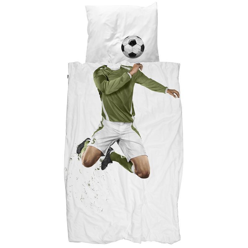 Duvet - Soccer - Twin + 1 P/C-1