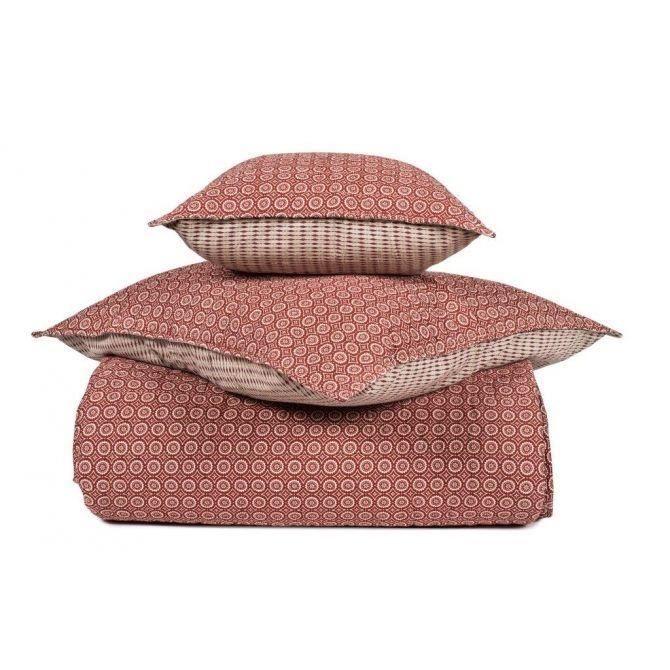 Cushion Covers - Rust - Set of 3-2