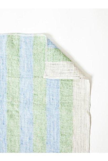 Napkin - Blue/Green - Set of 4