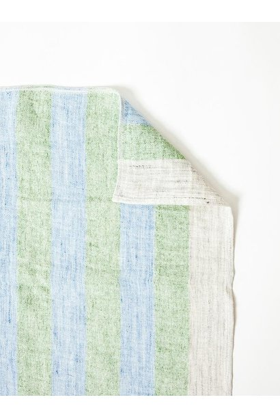 Napkin - Blue/Green - Set of 6