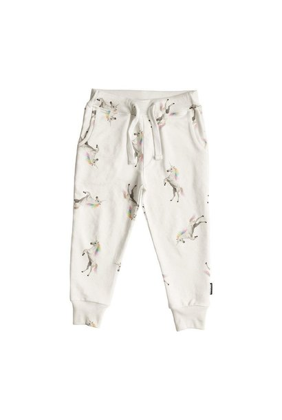Sweatpant - Unicorn - Sz 3/4