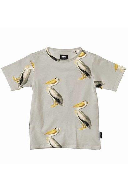 Sweatshirt -Pelican - s\s Sz. 5/6
