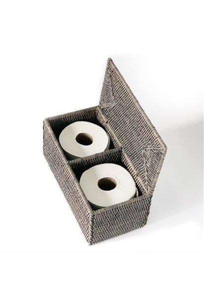Toilet Paper Holder - Grey Wash