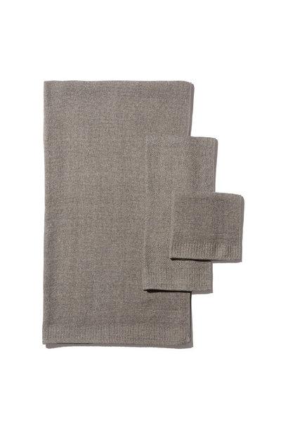 Hand Towel - Lana - Brown
