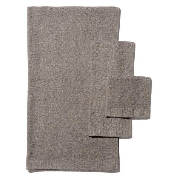 Face Towel - Lana - Brown-1