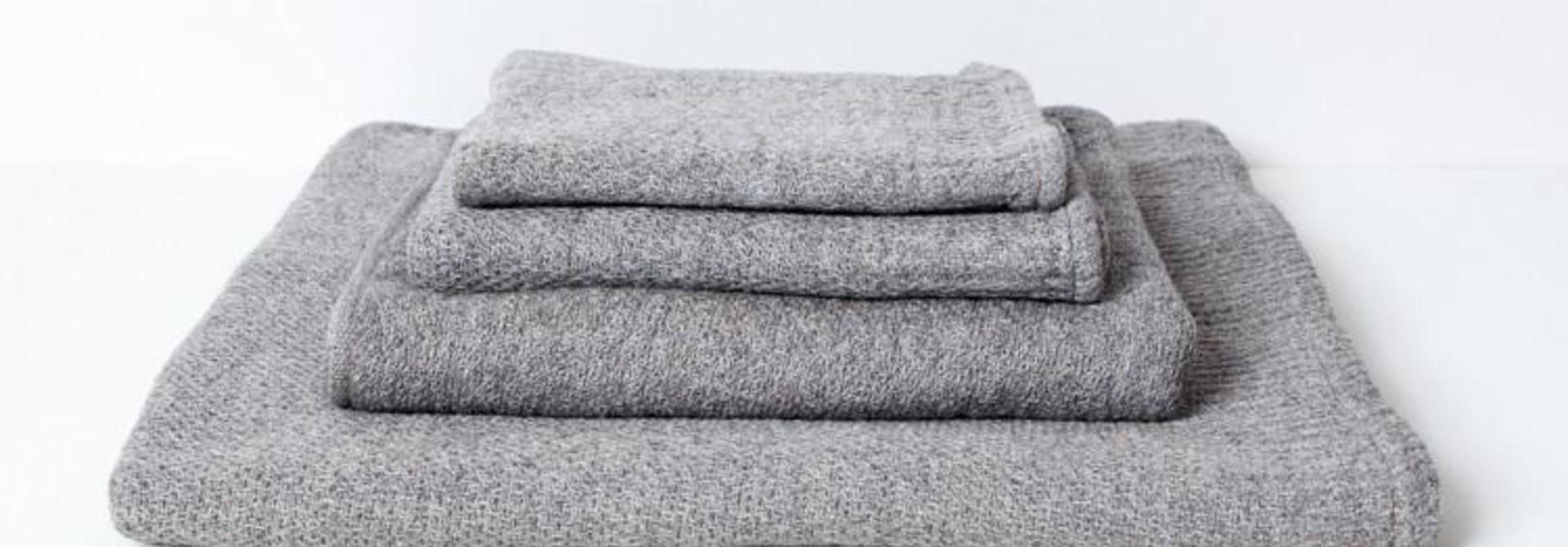 Hand Towel - Lana - Grey