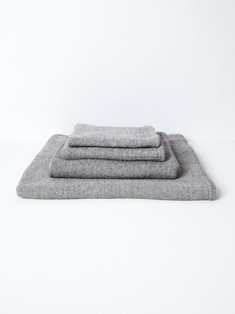 Hand Towel - Lana - Grey-1