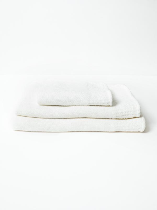 Bath Towel - Aile - Cream-1