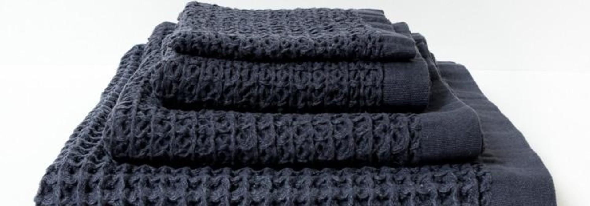 Bath Towel  - XL - Lattice - Navy