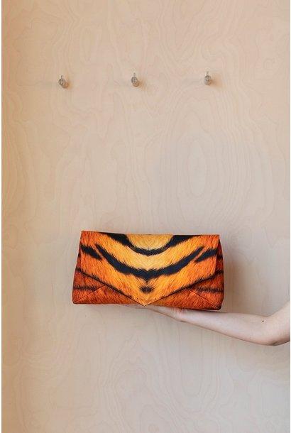 Clutch - Tiger Print