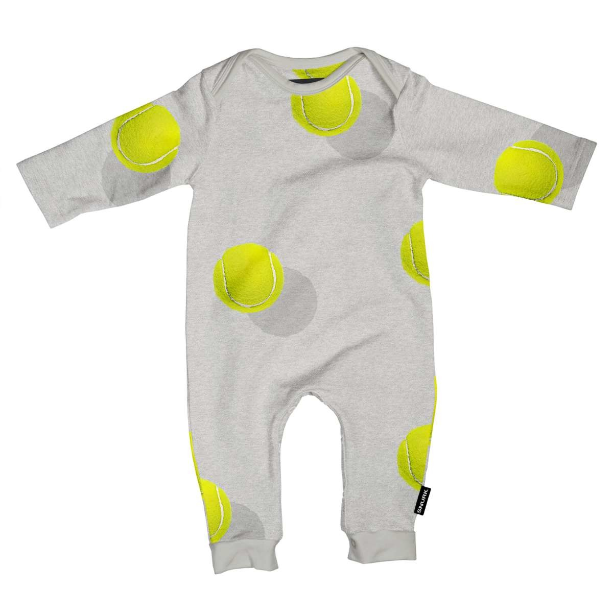 Jumpsuit - Tennis - Sz 4/6 mo.-1