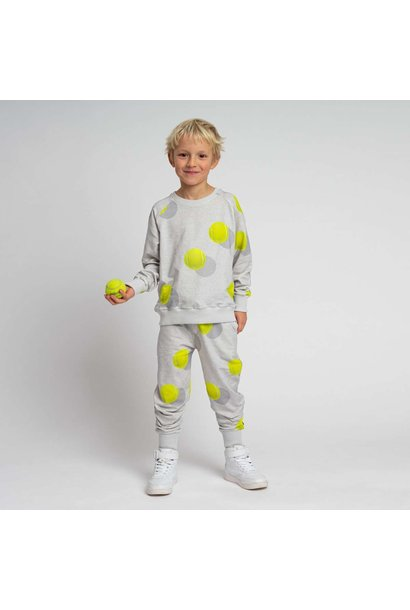 Sweatsuit - Tennis - 2 pc. - Sz. 5/6