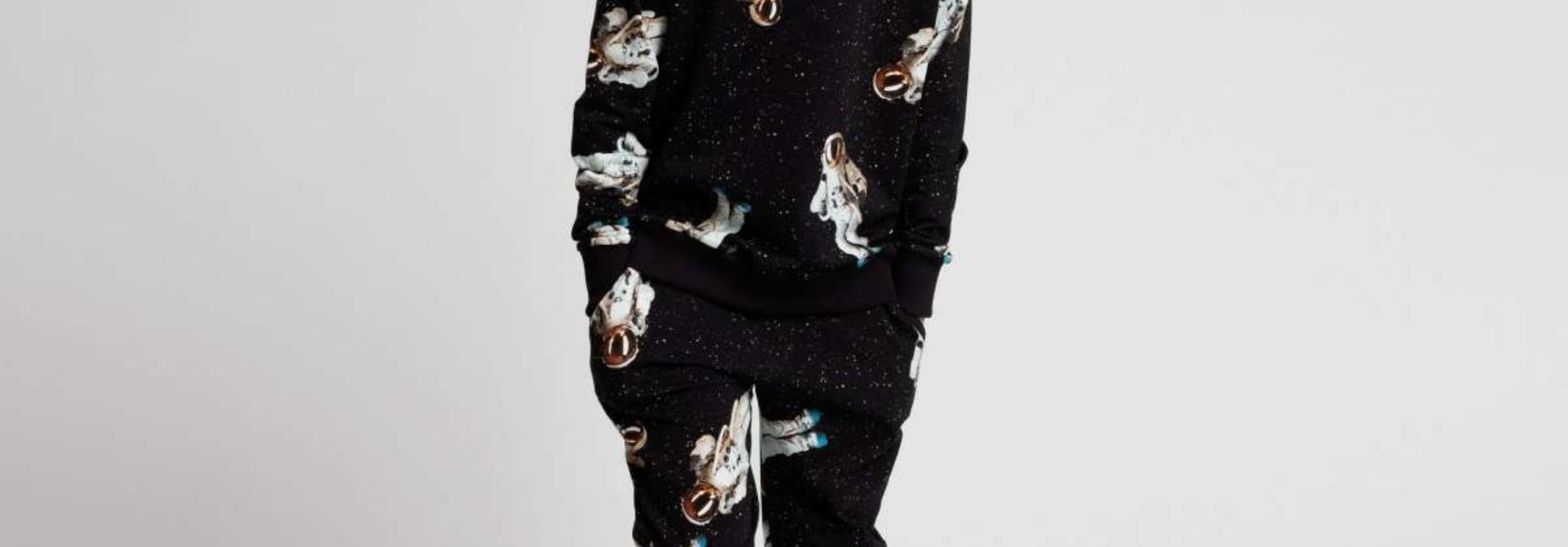 Sweatsuit - Astro -2 pc. - Sz 2