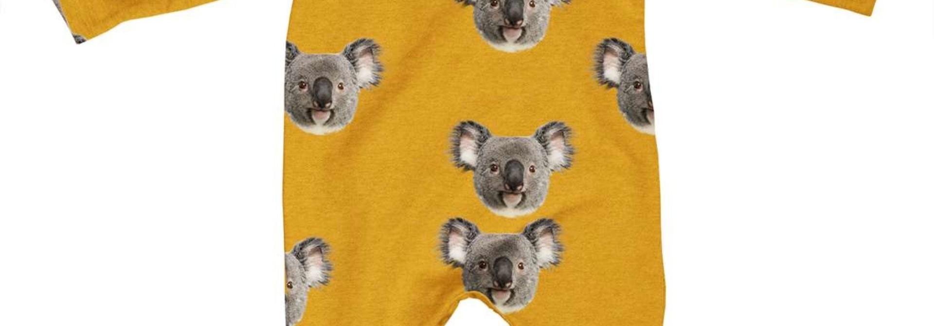 Jumpsuit - Koala - Sz 6/9 mo.