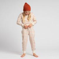 Sweatsuit - BretonPink - 2pc. - Sz. 3/4-1