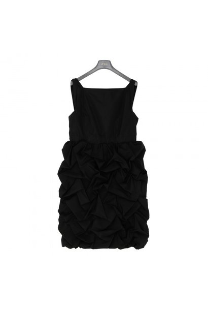 Bubble Dress - Black - FR. 40