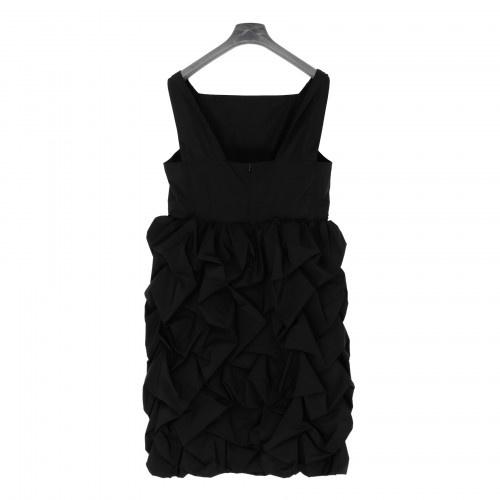 Bubble Dress - Black - FR. 40-2