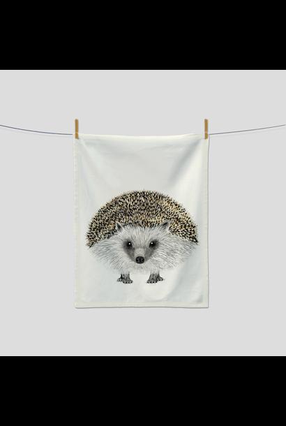 Tea Towel - Henry Hedgehog