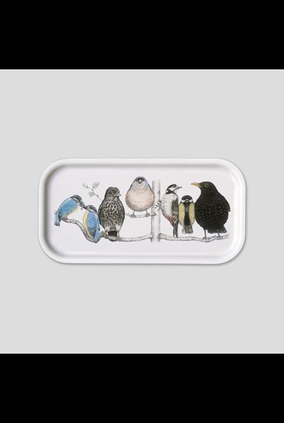 Rectangular Tray - Birdland