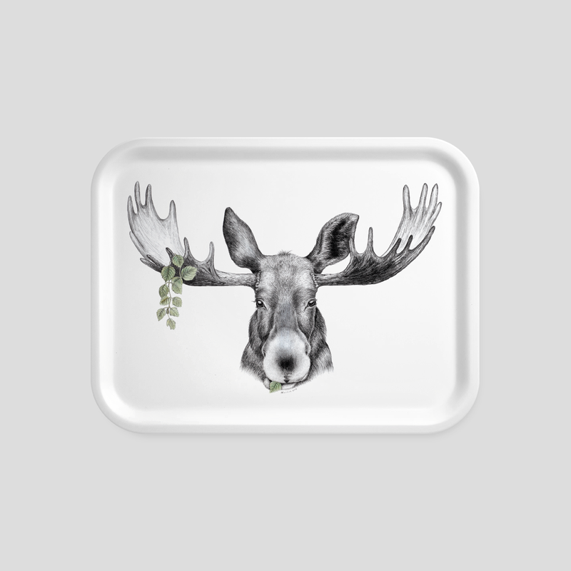 Rectangular Tray - Forest Prince-1