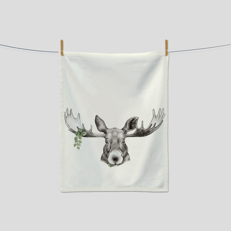 Tea Towel - Forest Prince-1
