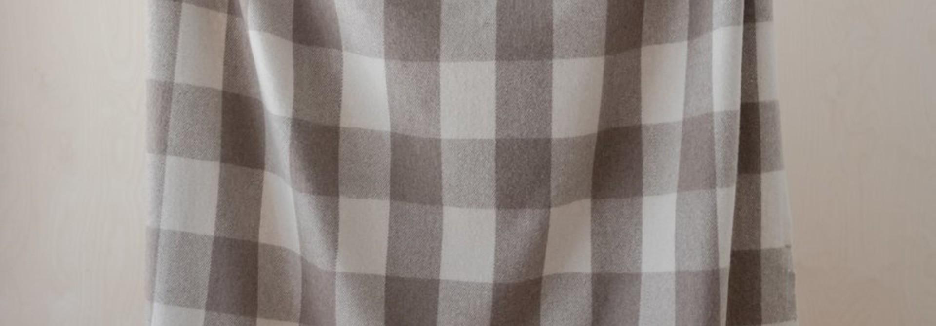 Recycled Wool Blanket - Jacob Tartan
