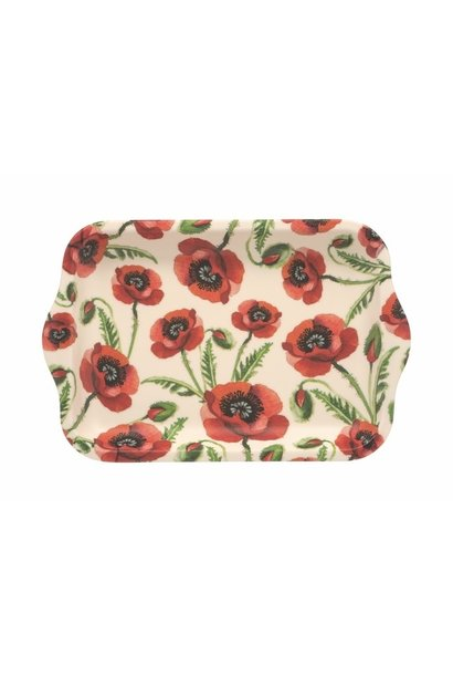 Poppies Tray - Small