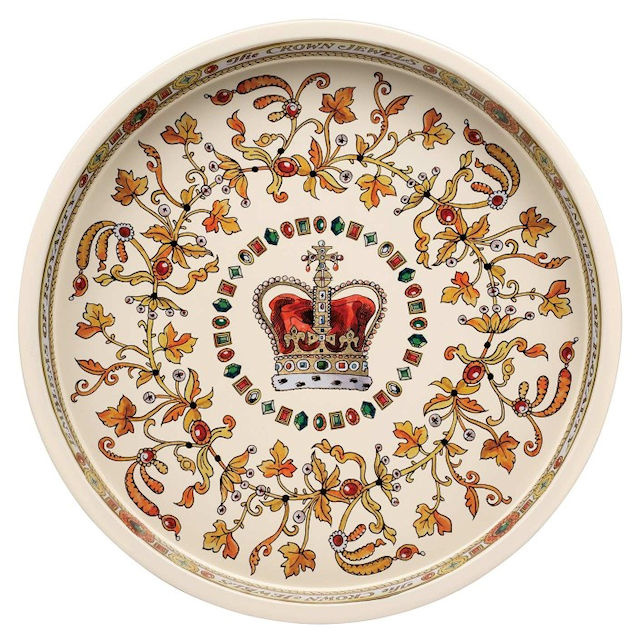 Royal Celebration Deepwell Tray-1