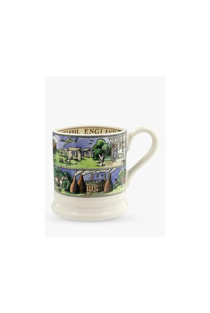 Mug  - 1/2 Pint - Landscapes Of Dreams Beautiful England