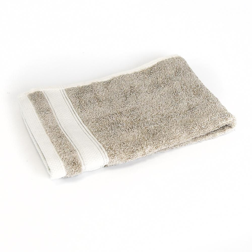 Spa Guest Towel - Simi  - Beige/Cream-2
