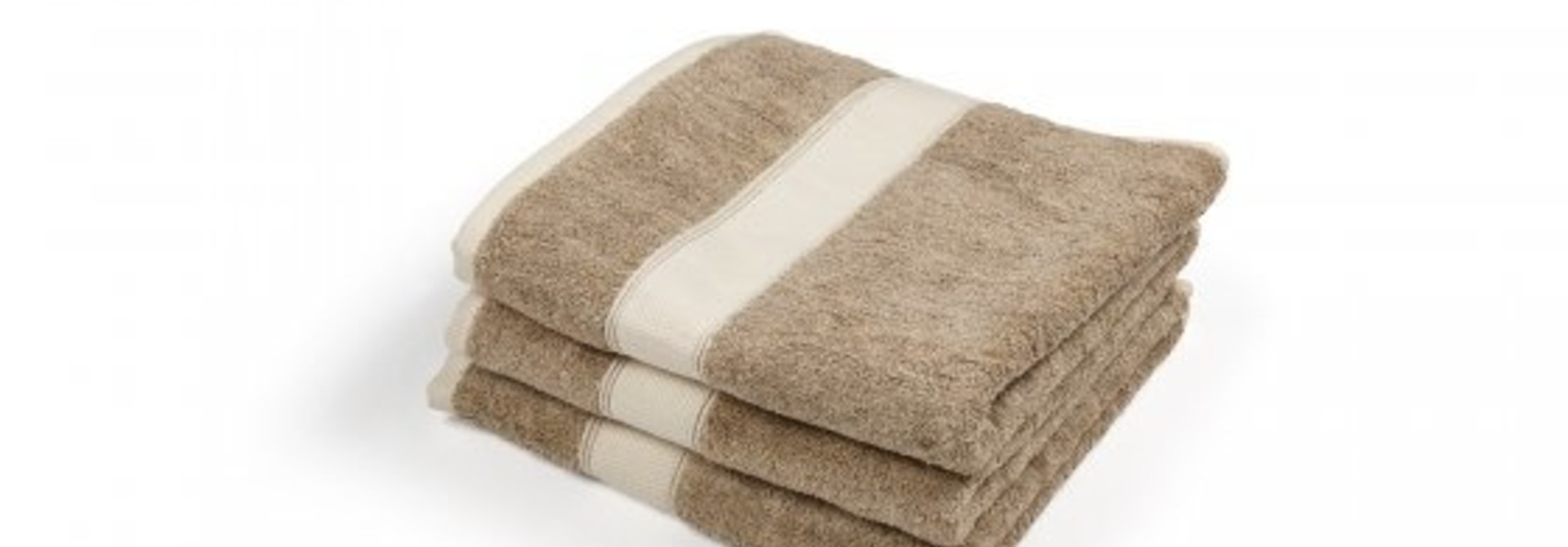 Spa Guest Towel - Simi  - Beige/Cream